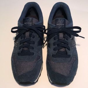 New Balance J. Crew 696 Sneakers Tonal Navy